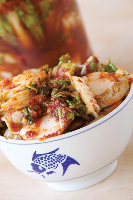 Kimchi, Photo by Dennis Evans