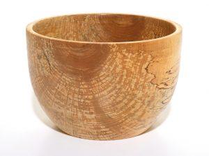 Wooden Bowl made by P.E.I. woodworking hobbyist John Havenga. Photo: Todd Lockhart, VisionFire Studios