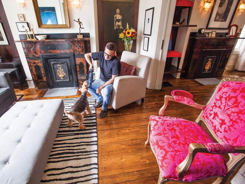 Parsons Chair Furniture Row